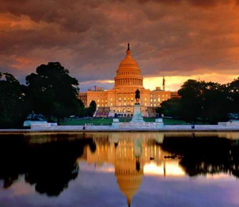 Comunicação Politica Washington