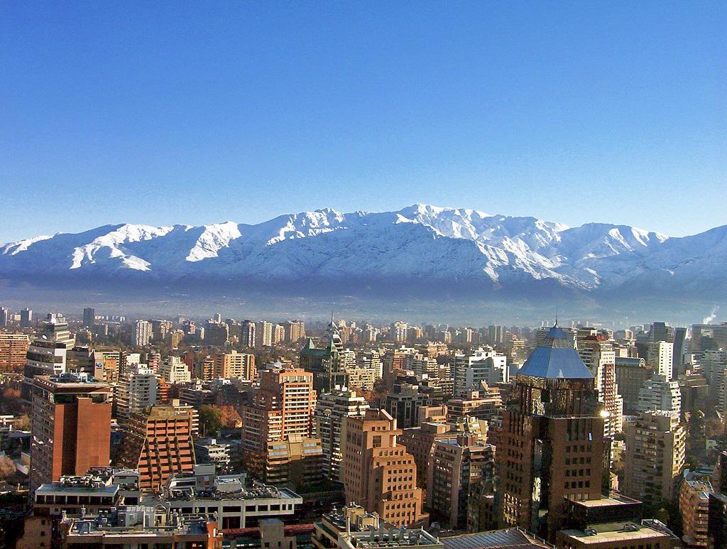Formacao no Exterior Negócios no Chile